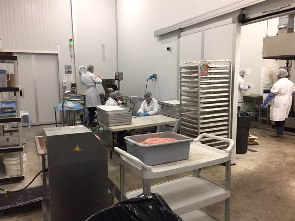 Canada Federally Licensed & Sqf Certified Frozen Food & Meat Processing Factory For Sale photo 1